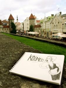 erasmus en estonia tallin