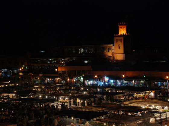 vivir en marruecos